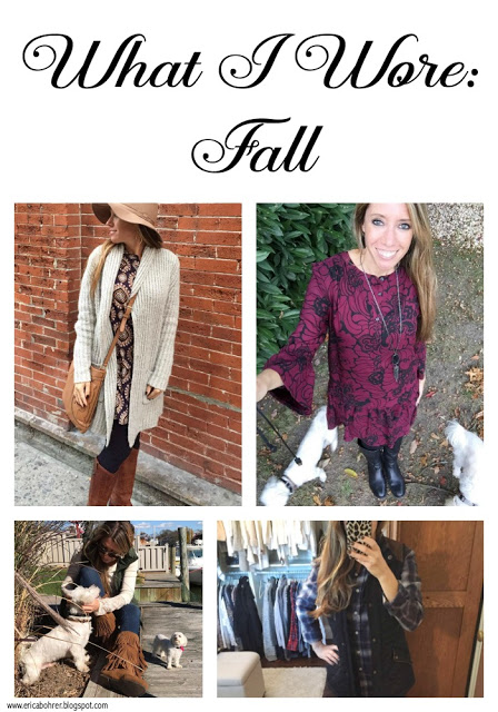What I Wore: Fall