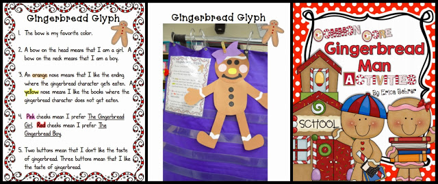 Gingerbread Classroom Ideas