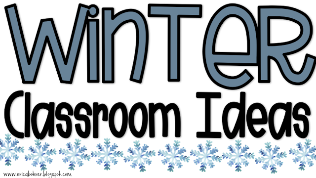 Winter Ideas and Freebies