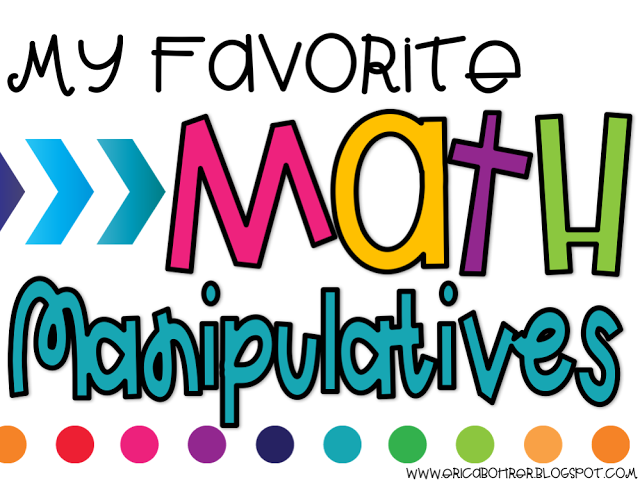 Math Manipulatives and Webinar Resources