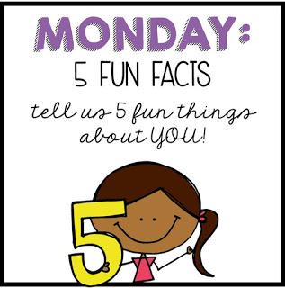 Teacher Week 2015: 5 Fun Facts About Me