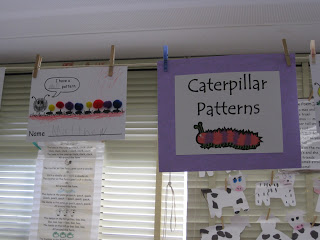 Caterpillar Patterns