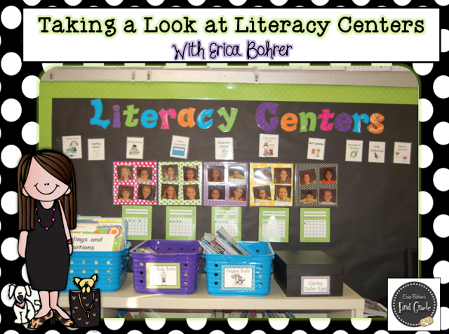 Literacy Learning Centers