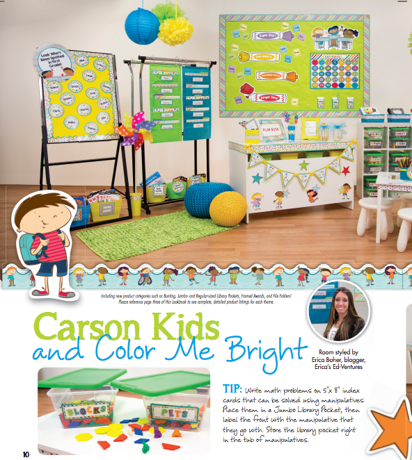 Color Me Bright and Carson Kids Giveaway!